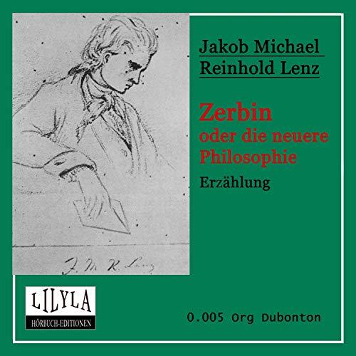 Zerbin - oder die neuere Philosophie audiobook cover art