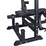 Profi-Trainingsbank mit 80 kg Set - 3