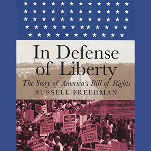In Defense of Liberty audiobook cover art