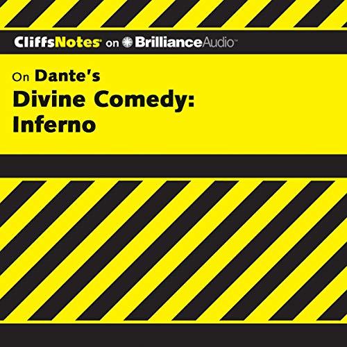 Divine Comedy - Inferno: CliffsNotes cover art
