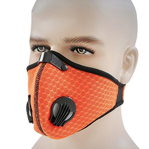 FeiyanfyQ – Máscara anticontaminación Motocicleta