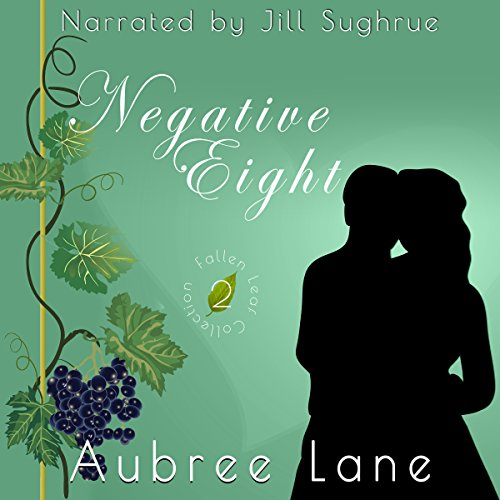 Negative Eight audiobook cover art
