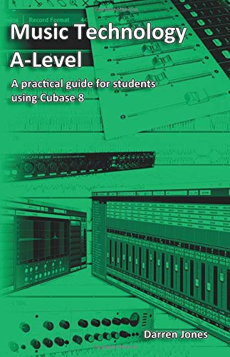 Music Technology A-Level - Cubase 8
