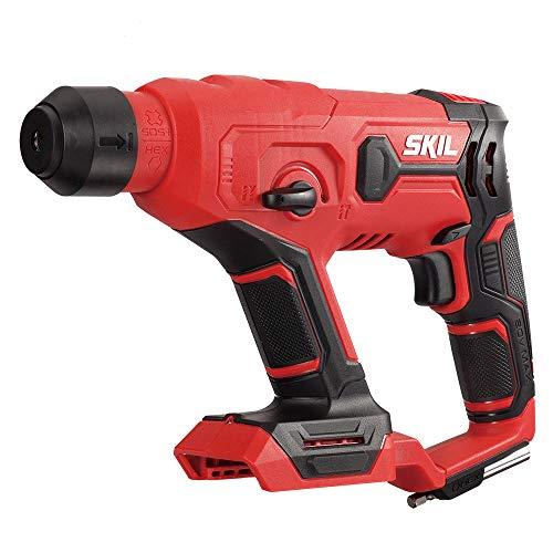 Skil RH170201 20V Rotary Hammer 20 V Drehhammer mit Multifunktions-Bohrfutter, blankes Werkzeug
