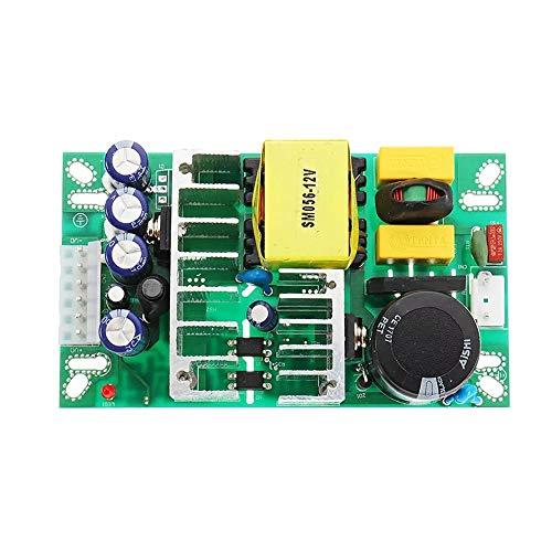 Yangxz Receptores Modulares 72W 12V6A Regulador de Voltaje AC-DC Fuente de alimentación conmutada Módulo de Alta eficiencia Módulo de Fuente de alimentación conmutada incorporada de bajo Ruido