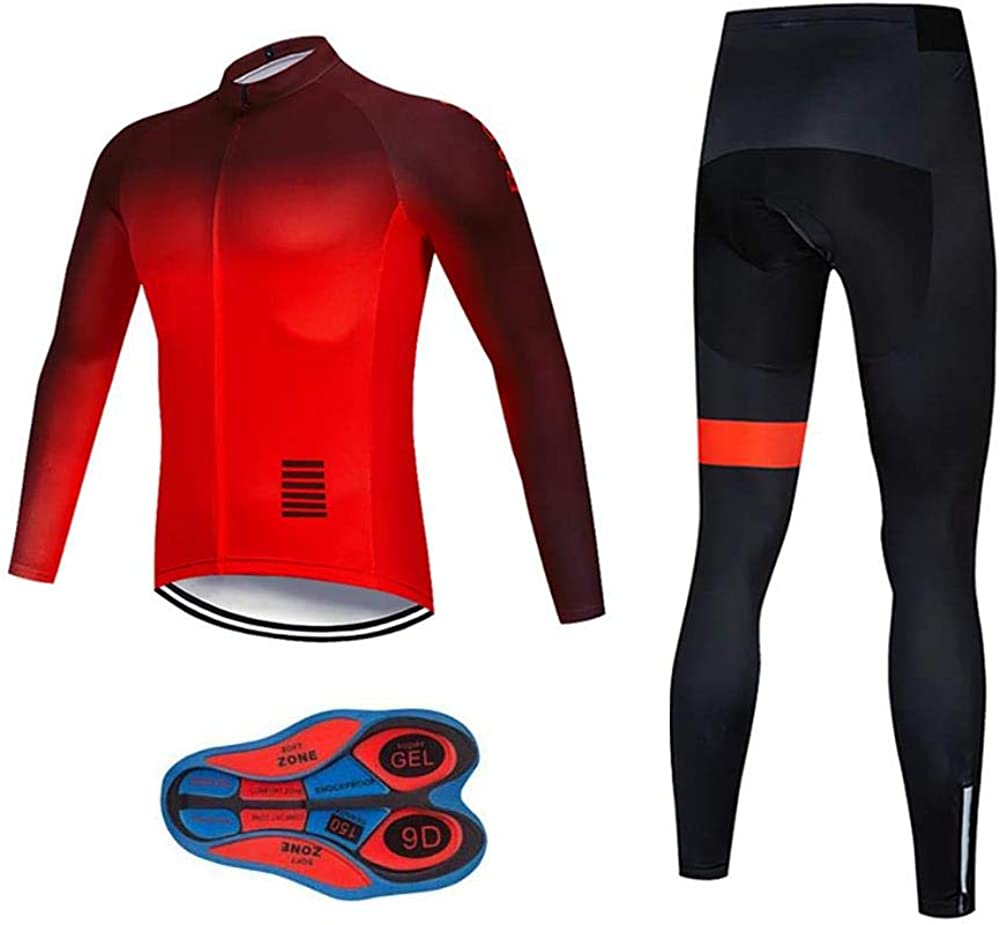 Moxilyn Men's Quick-Dry Cycling Quantity limited Jersey Shi Set Surprise price Bike Road Bicycle