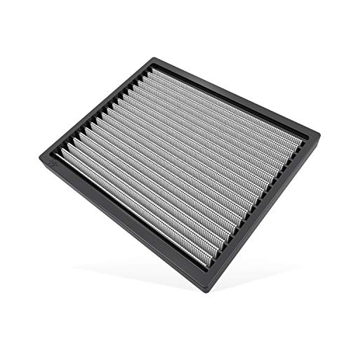 K&N Premium Cabin Air Filter: High Performance, Washable, Helps Protect against Virus and Germs: Designed For Select 2007-2019 Hyundai/Kia(i20 II, I30, Elantra, cee d, K3, Carens, Forte, Rondo) VF2037