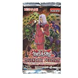 Konami Yu-Gi-Oh Cards - Legendary Duelists: Ancient Millennium - Booster Pack (5 Cards)