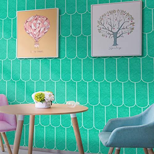 INS Mode Mur créatif apposé avec des Autocollants décoratifs de Mur de la fenêtre TV de Mur Décoration de la Maison echo4745