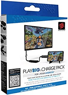 Mad Catz PlayBig & Charge Pack for Android