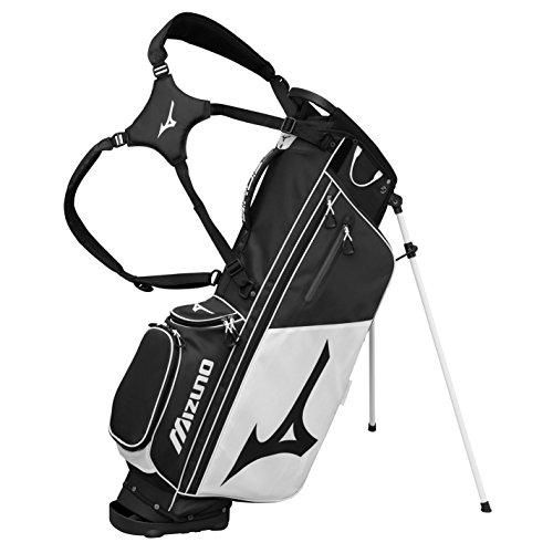Mizuno BRD3S Sac de Golf Mixte Adulte, Noir
