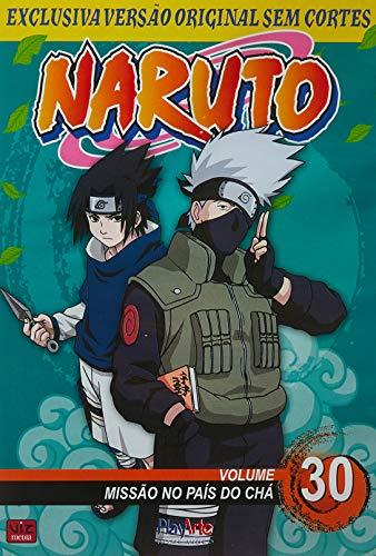 Naruto, V.30 - Missao Na Terra Do Cha