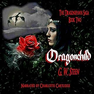 Dragonchild audiobook cover art