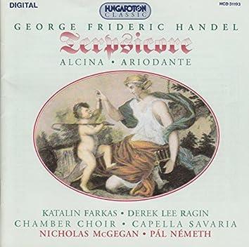 Handel: Terpsicore - Prologue To Il Pastor Fido / Alcina (Excerpts) / Ariodante (Excerpts)