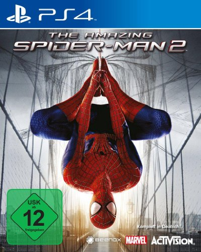The Amazing Spiderman 2 - [PlayStation 4]