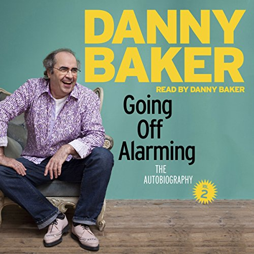 Going Off Alarming audiobook cover art