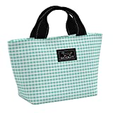 SCOUT Nooner Lunch Box, Insulated Lunch Bag for Women, Water-Resistant Soft Cooler Lunch Tote with Zipper Closure (Multiple Patterns Available)