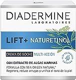 Diadermine - Lift + Crema de Noche Naturetinol - 50ml - Regenera, reduce las arrugas y unifica el tono de la piel - Nuestra alternativa al Retinol - 95% ingredientes origen natural