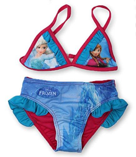 De ijskoningin bikini 98 104 110 116 122 128