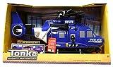 Tonka Large Mighty Motorized Police Helicopter Blue by Tonka
