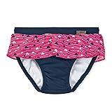 Sterntaler Mädchen Schwimmrock mit Windeleinsatz, UV-Schutz 50+, Alter: 2 - 3 Jahre, Größe:...