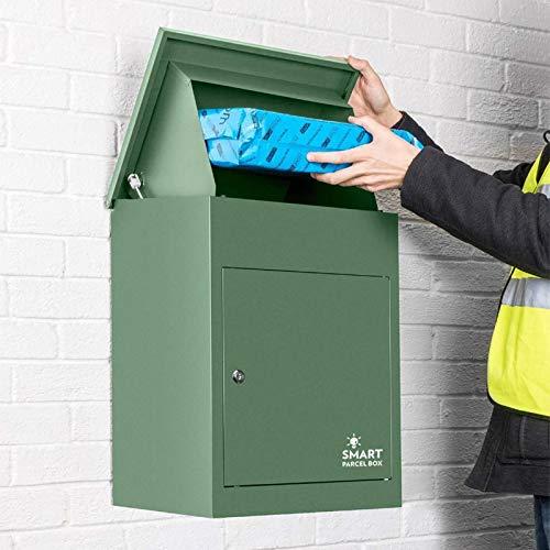 Paketbriefkasten Smart Parcel Box, grün