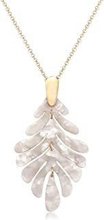 white necklace fashion jewelry