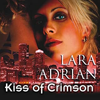 Kiss of Crimson     The Midnight Breed, Book 2              By:                                                                                                                                 Lara Adrian                               Narrated by:                                                                                                                                 Hillary Huber                      Length: 10 hrs and 30 mins     1,584 ratings     Overall 4.4