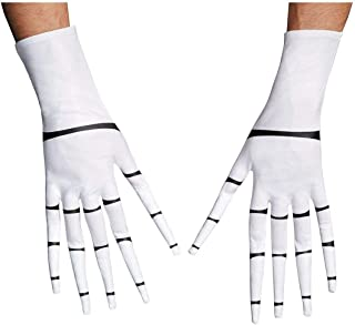 jack skellington kids gloves