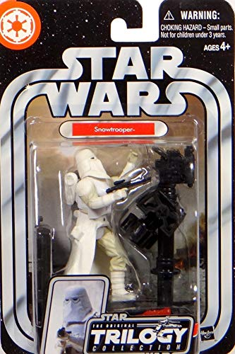 Hasbro Snowtrooper with Tri-Pod Cannon The Empire Strikes Back - Star Wars The Original Trilogy Collection 2004 (OTC)