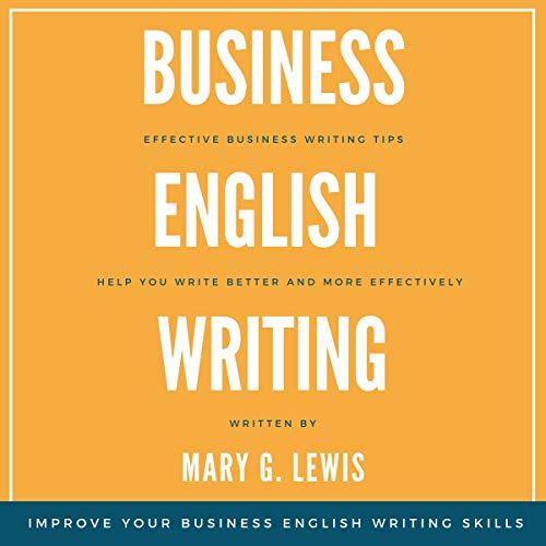 Business English Writing cover art