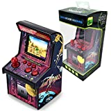 RUIER Retro Mini Arcade Game Machines with 220 Classic Handheld Video Games Portable Gaming Arcade Cabinet Children Tiny Toys Novelty Electronics for Boys Girls-Eye Protection …
