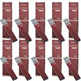 Ezee Puff Cigarrillo Electrónico Desechable sabor a Maracuyá e-liquido Sin Nicotina y sin Tabaco E-Cigarrillo para vapear 280 mAh Batería Paquete de 10
