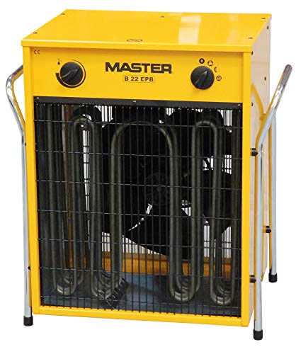 Master B de 22it eléctrico calefactor B 22EPB 11–22Kw
