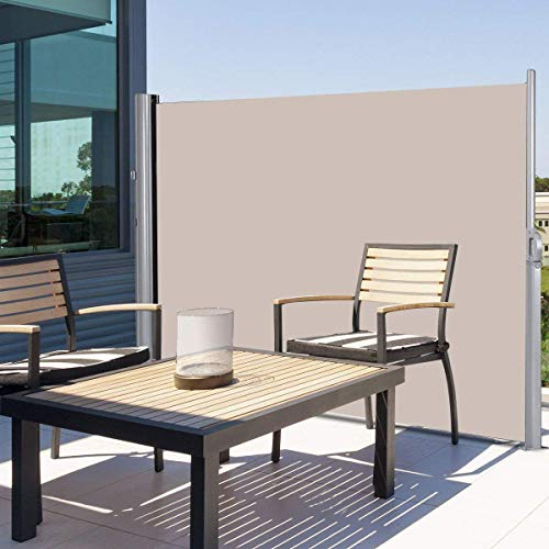 Retractable Privacy Folding Screen