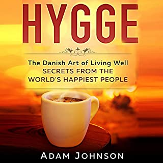 Hygge: The Danish Art of Living Well cover art