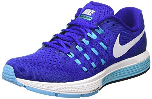 Nike Air Zoom Vomero 11 Herren Laufschuhe, Blau, 40 EU