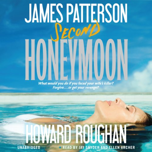 Second Honeymoon audiobook cover art
