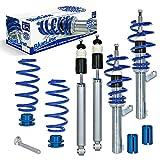 JOM Car Parts & Car Hifi GmbH 741038 Blueline Gewindefahrwerk