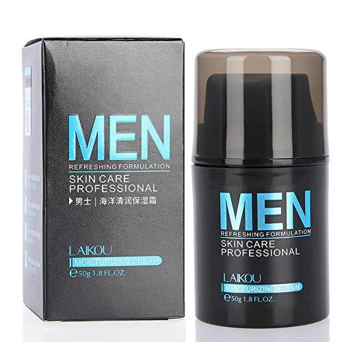 Männer-Lotion für Herren, feuchtigkeitsspendende Creme für das Gesicht, Make-up für Männer, Creme für die Schönheit, feuchtigkeitsspendend, Gesichtslotion, Creme zur Kontrolle von Ölen