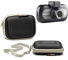 Keep your Dashcam safe and secure Water resistant EVA Case Wrist-strap included Shock Absorbing 12 Month Warranty.