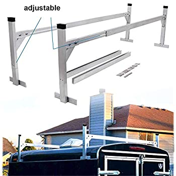 Best enclosed trailer ladder racks Reviews