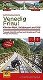ADFC-Radtourenkarte 29 Venedig, Friaul - Kärnten West, Salzburger Land Süd, 150.000, reiß- und wetterfest, GPS-Tracks Download: Transalp: Von Zell am ... (ADFC-Radtourenkarte 1:150000)