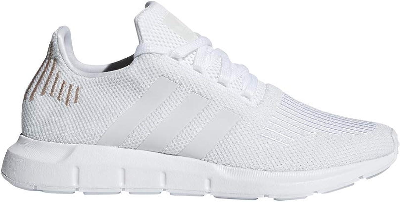 Adidas Originals Wouomo Swift correrening sautope, Crystal bianca, 7 M US