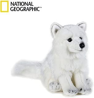 NATIONAL GEOGRAPHIC Artic Fox Plush - Medium Size