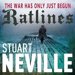 Ratlines cover art