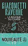 La Relique du chaos (La Saga Soleil noir, Tome 3)