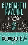 La saga du Soleil noir, tome 3 : La relique du Chaos par RAVENNE