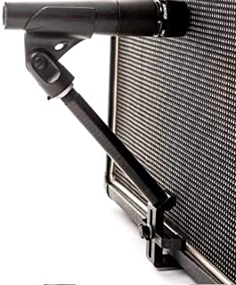 amp clamp mic mount system