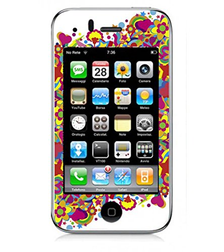 Bodino 70042 Monterey Pop Super Skin voor Apple iPhone 3G/3GS